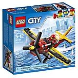 Set Lego City Avión de carreras