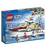 Set Lego City Barco de pesca