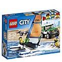Set Lego City 4 x 4 con Catamaran