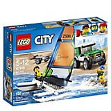 Set Lego City 4 x 4 con Catamaran