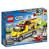 Set Lego City Camión de pizza