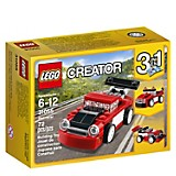 Set Lego Creator Deportivo rojo