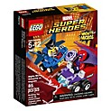 Set Lego Super Heroes Mighty Micros Wolverine