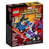 Set Lego Super Heroes Mighty Micros Wolverine