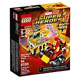 Set Lego Super Heroes Mighty Micros Iron man