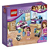 Set Lego Friends Laboratorio Creativo
