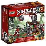 Set Lego Ninjago Ataque de Vermillion