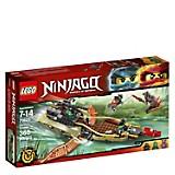 Set Lego Ninjago Sombra del destino