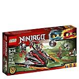 Set Lego Ninjago Invasión de vermilio