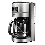 Cafetera Digital TH-140D Silver