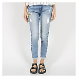 Jeans MA18226 Sequin Patch