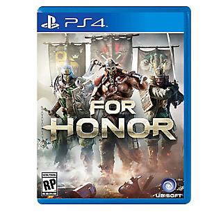 Videojuego For Honor para PS4
