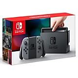 Consola Switch Gris + Controles Joy-Con