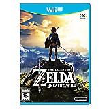Videojuego Wii U The Legend of Zelda: Breath of the Wild