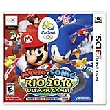 Videojuego 3DS Mario & Sonic: Juegos Olímpicos Rio 2016