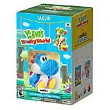 Videojuego Wii U Yoshi's Woolly World + Yoshi Blue Amiibo