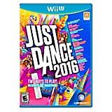 Videojuego Wii U Just Dance 2016