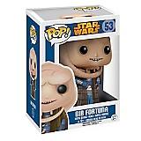 Pop Star Wars BIB Fortuna