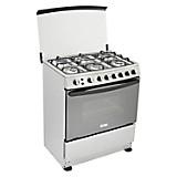 Cocina a Gas 6 hornillas 30
