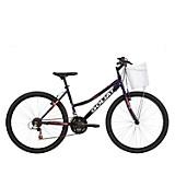 Bicicleta Aro 26 Paracas 18V Morado MB2