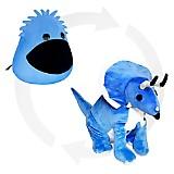 Blobbie Triceratops Azul