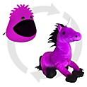 Blobbie Unicornio Violeta