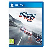 Videojuego para PS4 Need For Speed Rivals