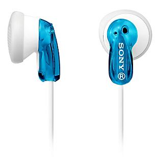 Audífono MDR - E9LP Estéreo In Ear Celeste
