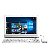 PC All-in-One Ci3 i3 6100 4GB 1TB 19.5'' Blanco