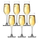 Set de Copas Urban Champagne x 6 Piezas