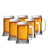 Set de Vasos Mug Cerveza x 6 Piezas