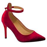 Zapatos de Vestir Vel Bic Rojo