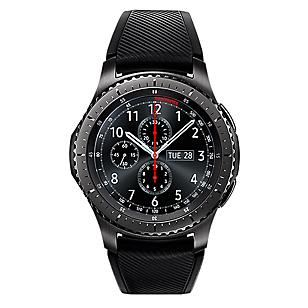 Smartwatch Gear S3 SM-R760N Frontier Negro