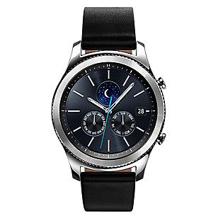 Smartwatch Gear S3 SM-R760N Classic Silver