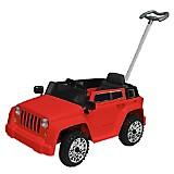 Carrito Jeep Rojo