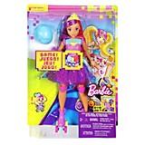 Muñeca Patinadora c/Juego de Luces Barbie en un Mundo de Videojuegos