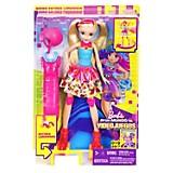 Muñeca Patines Luminosos Barbie en un Mundo de Videojuegos