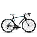 Bicicleta Bolt Pro Aro 700c Blanco Turquesa