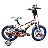 Bicicleta Civil War Aro 16