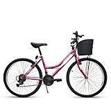 Bicicleta Queen Of Heart Aro 26