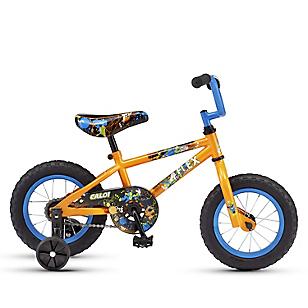 Bicicleta OS Flex Aro 12 Naranja