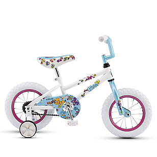 Bicicleta OS Gleam Aro 12 Blanco