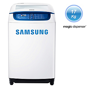 Samsung Lavadora WA17F7L2UDW 17kg Blanco