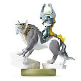 Figura Amiibo Wolf Link Twilight Princess