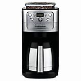 Cafetera 12 Tazas con Molino DGB900BCE Inox