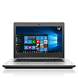 Notebook Ideapad Intel Celeron 14'' 4G RAM  500GB  Plateado