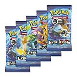 Set de Cartas XY Evolutions Booster Pack
