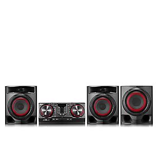 Equipo de Sonido Hi Fi Audio 720 W Karaoke