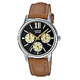 Reloj Hombre MTP E312L 5B Marrón