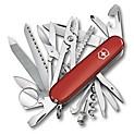 Navaja SwissChamp Rojo